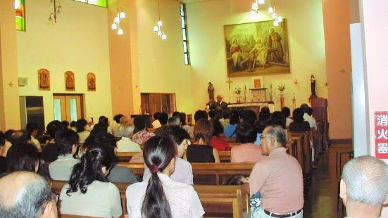 天主教日比野教會