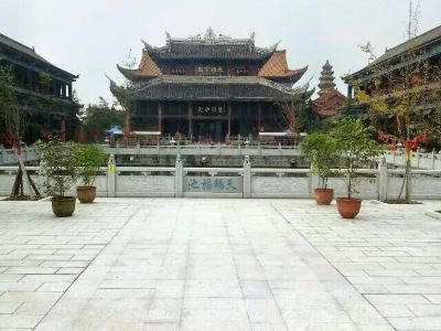 Tianchi Temple