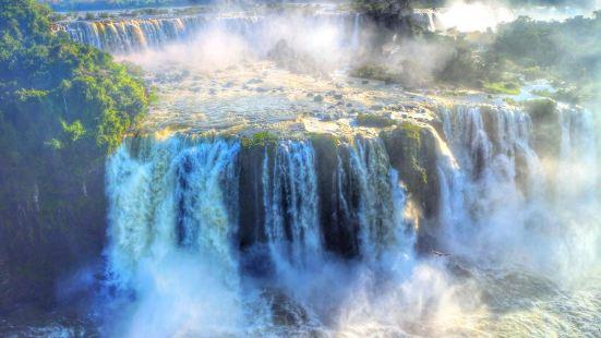 Iguassu Waterfalls