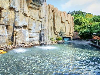 Tangshan Ziqing Lake Tourist Area