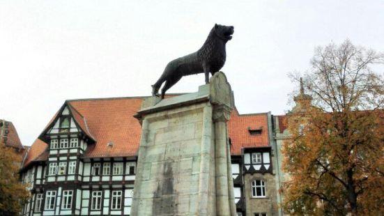 布勞恩斯魏克的獅子