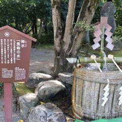 이즈미신사 여행 사진