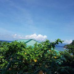 사방 비치 여행 사진