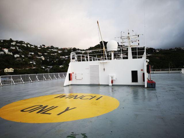 Cook Strait Ferries