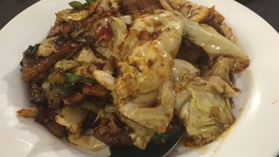Ginger and Chili Szechuan Cuisine