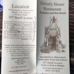 Grizzly House Restaurant User Photo