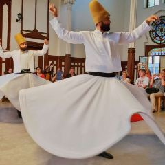 Whirling Dervish Ceremony in Fatih User Photo