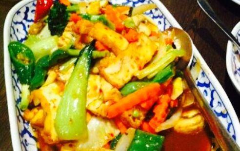 Silk and Spice Thai Restaurant