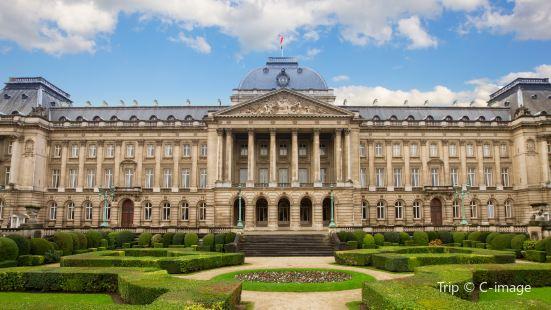 ブリュッセル王宮