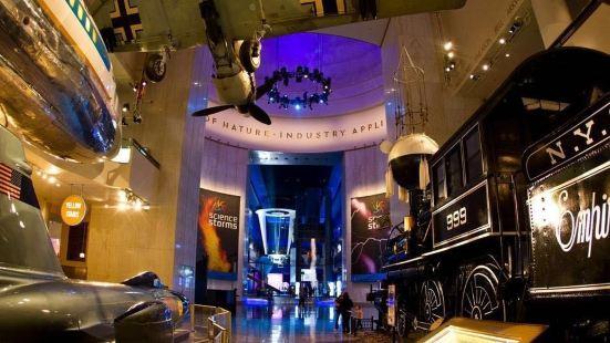 科學現場博物館