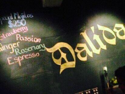 cafe Dalida
