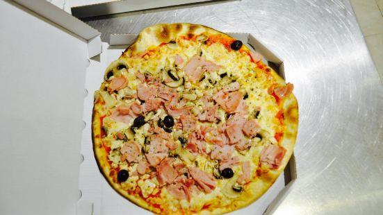 Pizza Arson