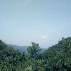 구여산 폭포 풍경구 여행 사진