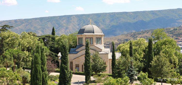 第比利斯聖三一主教座堂1
