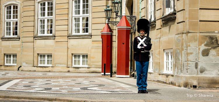 Amalienborg Palace2