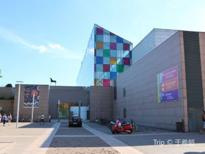 Musee d'Art Moderne et Contemporain