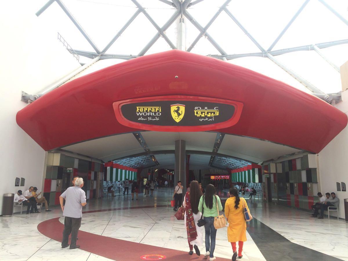 Ferrari World Abu Dhabi | Tickets, Deals, Reviews, Family