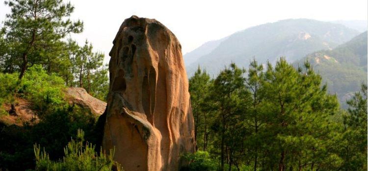 Tiezhai Scenic Area2