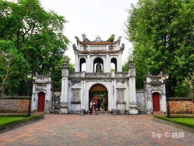 ハノイ 文廟