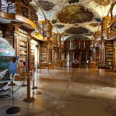 Abbey Library of St. Gall User Photo