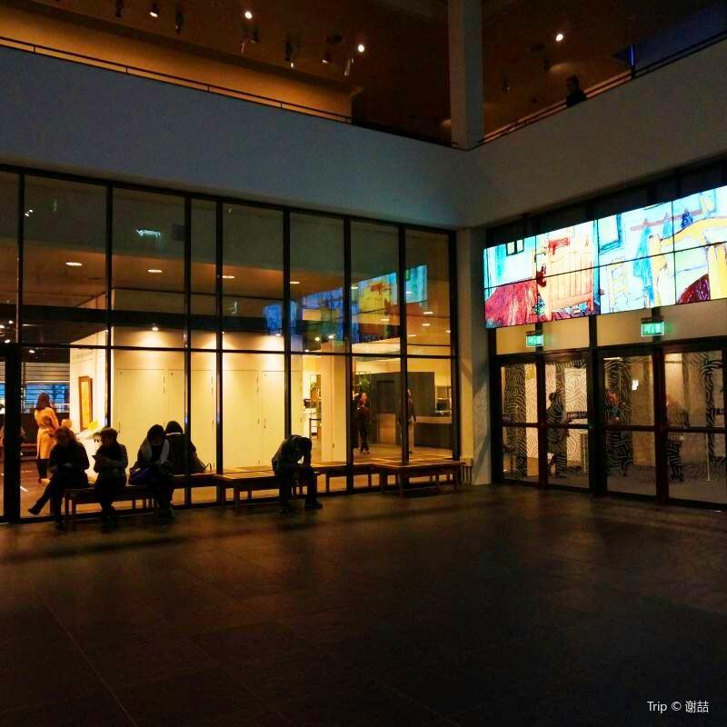 Kate Interieur Design Impressies.Van Gogh Museum Travel Guidebook Must Visit Attractions In