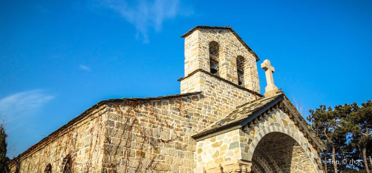 山頂教堂(ヒルトップチャーチ)