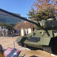 한국 전쟁기념관 여행 사진