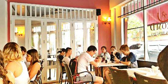 曼谷Arom d Cafe'&Bistro