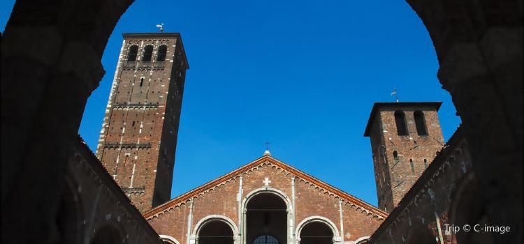 Basilica di Sant'Ambrogio1