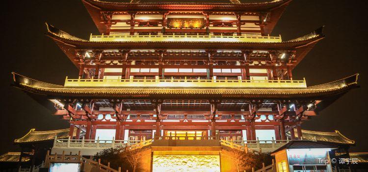 Du Fu River Pavilion1