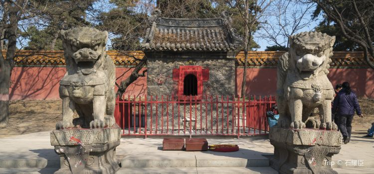 Zhaoling Tomb (Beiling Park)3