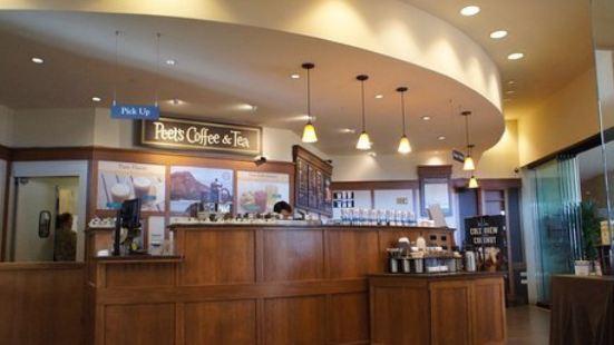 Peet's Coffee & Tea Sheraton Waikiki