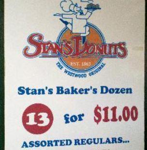 Stan's Corner Donut Shoppe