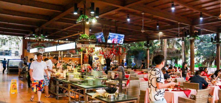 Sheng Yi Hotel Seafood Buffet Restaurant2