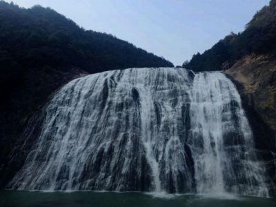 九龍漈瀑布