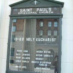 St. Paul's Episcopal Church用戶圖片