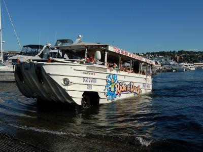 西雅圖鴨子船