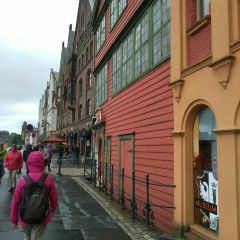 Bryggen Herringbone House User Photo