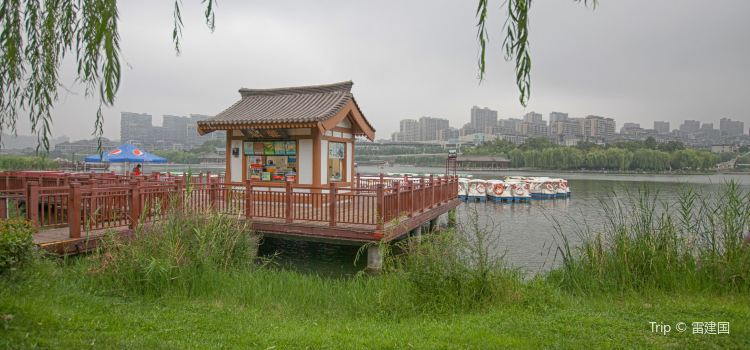 Qujiangchi Site Park1