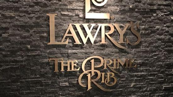 Lawry's The Prime Rib, Ebisu