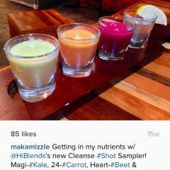 HiBlend Health Bar & Cafe User Photo