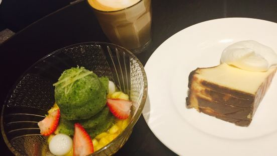 The Tokyo Restaurant.