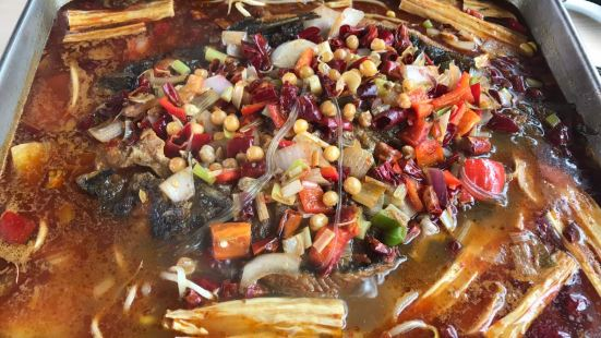 巴蜀烤魚(米格天地店)