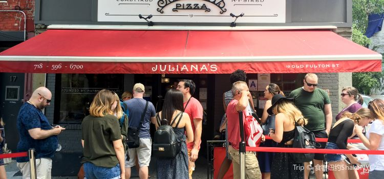 Juliana's Pizza2