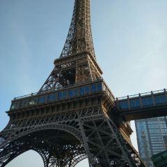 마카오 에펠탑 여행 사진