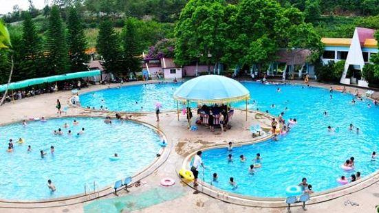Wenshan Baishapo Hot Spring Park