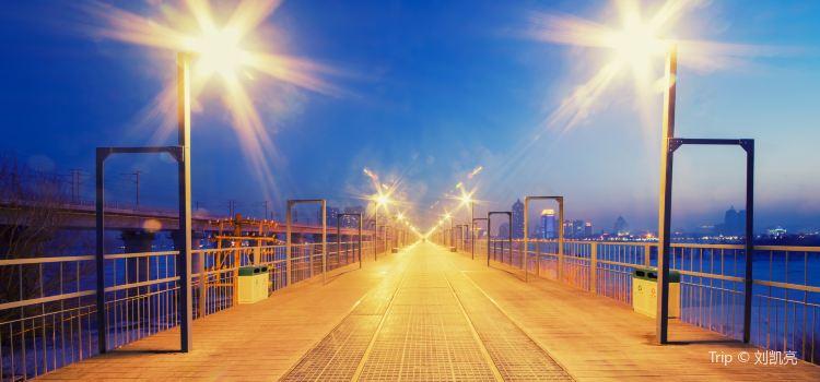 Songhua River Railway Bridge2