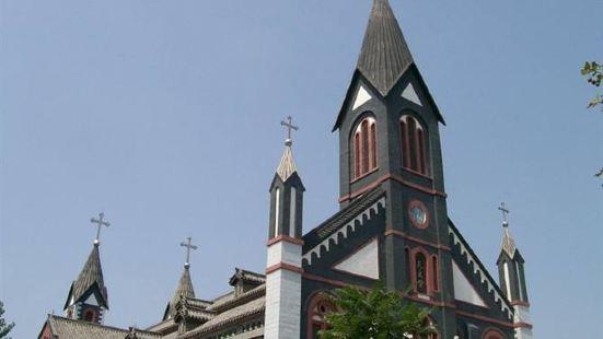 天主教臨沂教區王莊天主堂