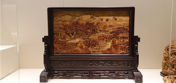Huangshan Huipai Sculpture Museum1