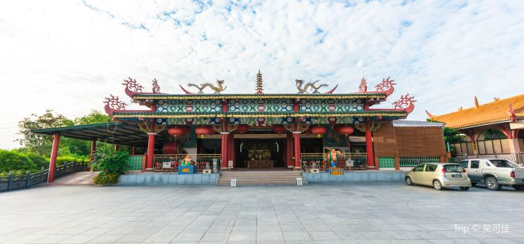 Puh Toh Si Chinese Temple